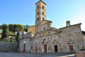 22 -Bolsena -Basilica di Santa Cristina
