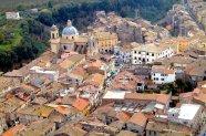 14 -Ronciglione, il borgo dall'alto