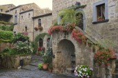 21 -Borgo Civita di Bagnoregio, particolari