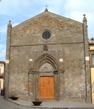 39 -Bolsena. La chiesa di San Francesco.