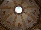 8 -Interno, affresco della cupola