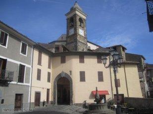 6 -Un panorama di Gradoli.