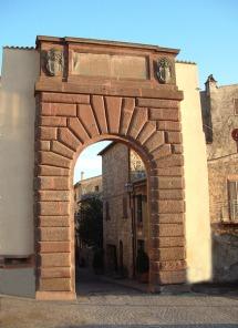 10 -Bolsena Porta San Giovanni 1559 particolari.