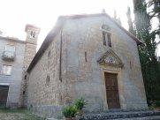 14 -Grotte di Castro. Chiesa di Santa Maria delle Colonne