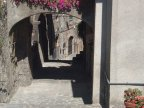 11 -Discesa del giglio, un vicolo nel centro di Gradoli