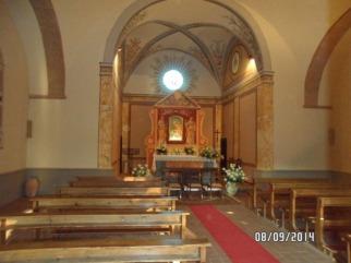 19 -San_Lorenzo_Nuovo-chiesa_di_Torano. La struttura è intitolata alla Madonna di Torano, raffigurata in trono in un affresco della seconda metà del '400 con Bambino benedicente