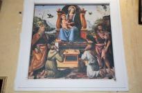 14 -dipinto_della_madonna_in_trono_con_bambino_tra_san_giovanni_evangelista_san_giovanni_battista_san_francesco_e_san_girolamo