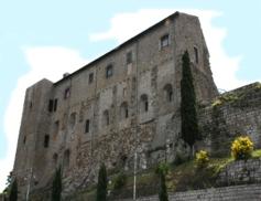 24 -Montefiascone. Rocca dei Papi, dettaglio