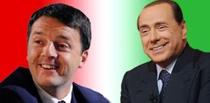 """Renzi - Berlusconi """"Il Patto"""""""