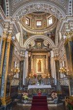 30 -Crotone. Duomo, altare_navata_laterale