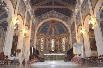 18 -Altare Cattedrale di Maria Santissima Assunta in Cielo - sec. XX (Reggio Calabria