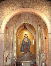 23 -Chiesa del Sacro Cuore di Gesù, Interno