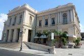 """37 -Teatro Cilea - Reggio Calabria. Il Teatro """"Cilea"""", con una capacità di 1.500 posti è il teatro più grande in Calabria. La sua costruzione è stata avviata nel 1908 ed oggi rappresenta un punto di riferimento per la tradizione artistica e culturale dell'intera regione."""
