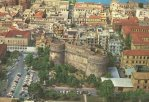 41 -Reggio Calabria Castello Aragonese panorama.