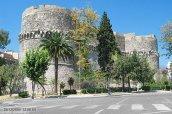 43 -Reggio_Calabria_Castello_AragoneseLe torri aragonesi del castello