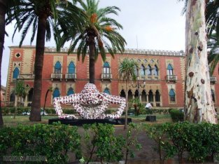 13 -Villa Genoese Zerbi, lungomare di Reggio Calabria