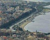 4 -Vista panoramica del lungomare di Reggio