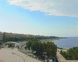 7 -Reggio Calabria. Il lungomare dalla stazione Lido