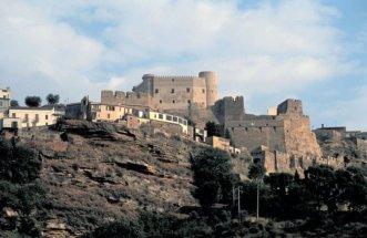 18 -Santa Severina. Panorama del Castello