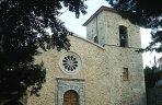 20 -Caccuri l'antico convento domenicano, meglio conosciuto come Chiesa della Riforma o di S.Maria del Soccorso