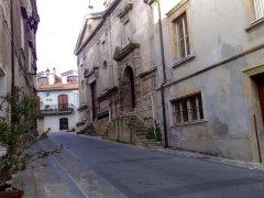 32 -Vibo Valentia, una via del centro storico