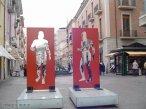 10 - Cosenza un museo all'aperto. I Bronzi di Riace.