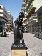18 -Cosenza. MPA. Ettore e Andromaca di G. De Chirico