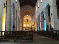 26 -Il Duomo di Cosenza dedicato alla Madonna del Pilerio - Interno