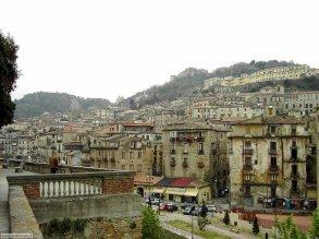 3 -Panorama. Cosenza centro storico.