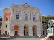 37 -Cosenza Piazza XV marzo. Teatro di tradizione Alfonso Rendano