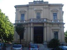 43 -Ex Edificio Regie Poste e Telegrafi in Piazza Crispi