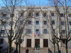44 -Cosenza. Palazzo degli Uffici a Piazza XI Settembre