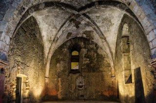 58 -Il Castello normanno-svevo di Cosenza interno