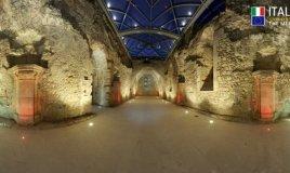 60 -Castello Normanno Svevo di Cosenza un Patrimonio Culturale Italiano restaurato si apre al mondo.