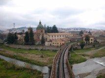 61 -Cosenza - Veduta panoramica di San Domenico