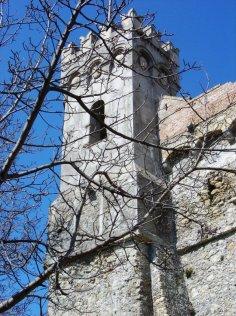 21-Catanzaro Torre del complesso San Giovanni, già castello Normanno