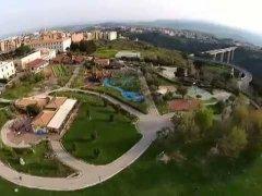 29 -Catanzaro. Parco della Biodiversità Mediterranea visto dall'alto