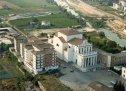 23 -Benevento, panorama dall'alto della basilica della madonna delle Grazie
