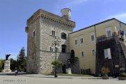 34 -Benevento. Particolare della rocca-dei-rettori-esterno