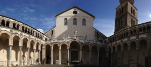 35 -Salerno. Il Duomo è il simbolo della storia della città