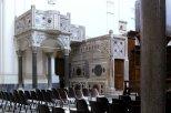 38 -Salerno, interno del duomo-pulpito