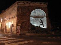 13 - Catanzaro. Monumento del Cavatore