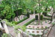 41 -Salerno. Il giardino della Minerva.