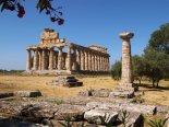 49 -Paestum - scavi archeologici e museo