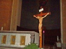 19 -Altare e Crocifisso del Duomo di Catanzaro