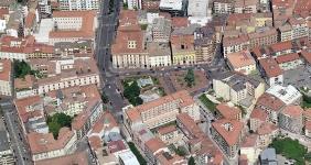 16-Avellino, piazza-libertà dall'alto