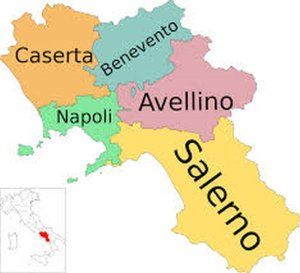 Province della Campania