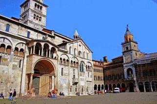 9- Modena. La cattedrale