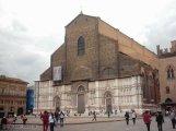 18 -La chiesa del patrono di Bologna San Petronio, facciata