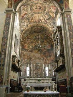 9 -San_Prospero_(Reggio_Emilia),_interno_Altare maggiore.